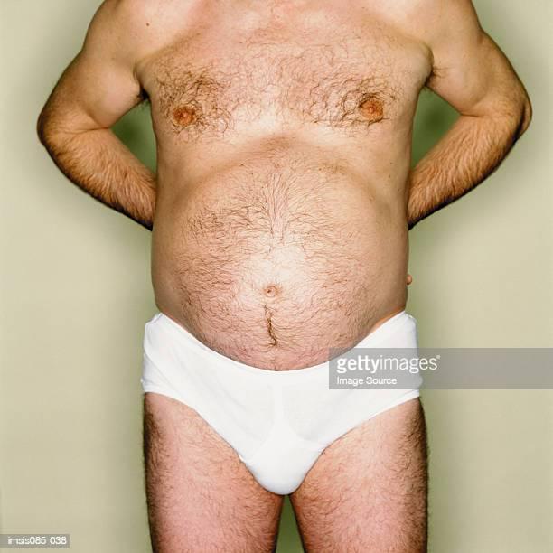 male abdomen - homem de cueca imagens e fotografias de stock