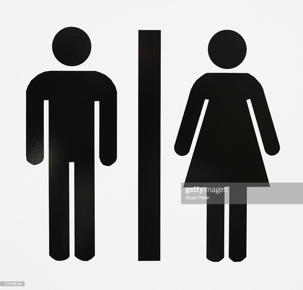 Male and female sign stock photo getty images male and female sign stock photo buycottarizona