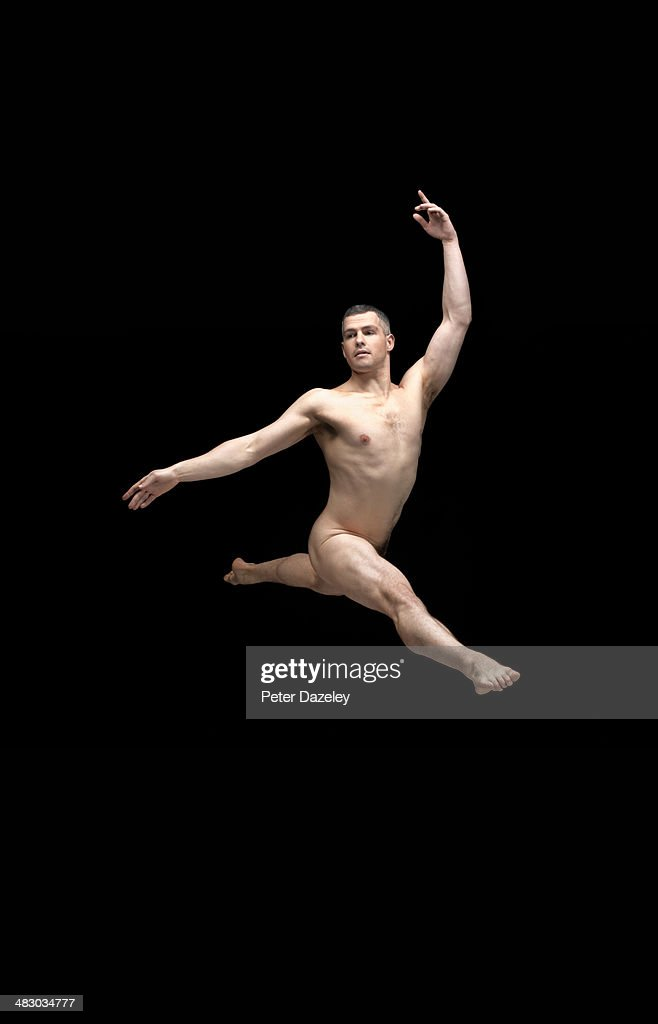 Male Nude Dancer 99