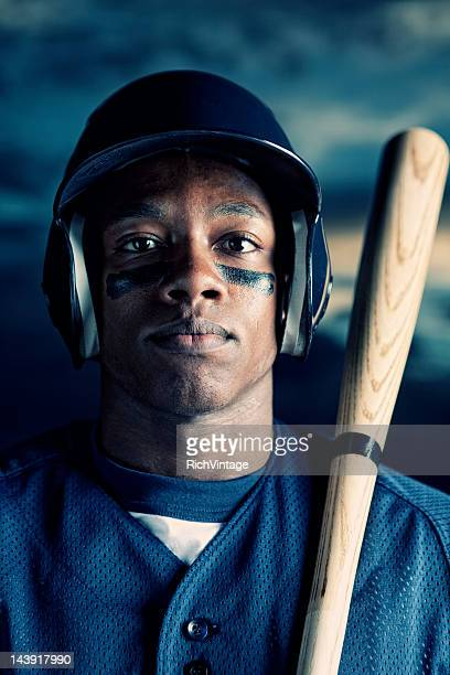 Male Baseball Player