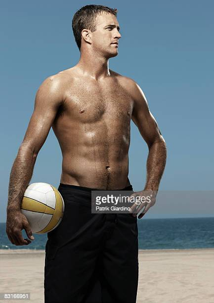 Male Beach Volleyball