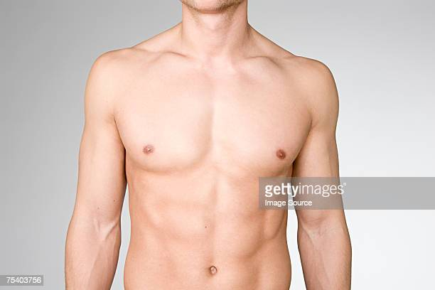male body - torso stock pictures, royalty-free photos & images