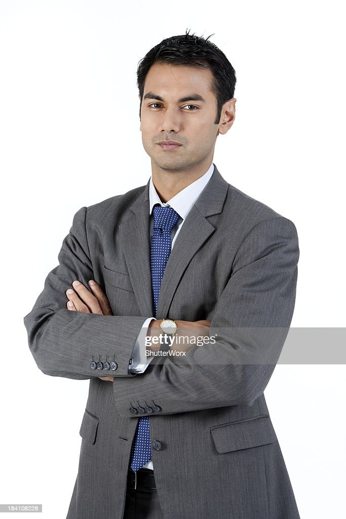 Male Business Professional : Stock Photo