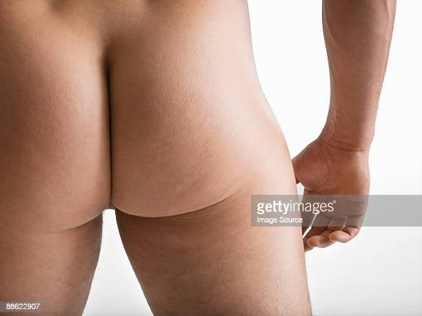 male buttocks - culos fotografías e imágenes de stock
