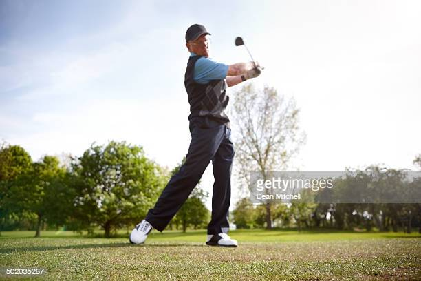 雄ゴルファーにも、ゴルフボール