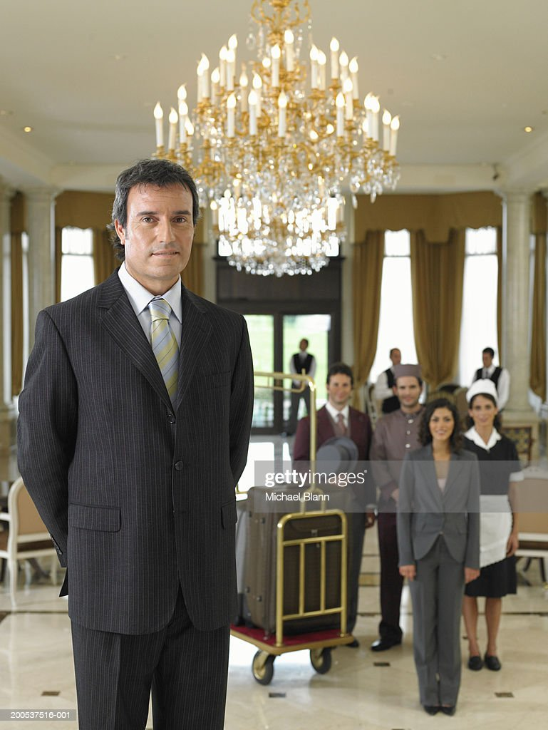 problems encountered by staff in hotels Therefore, it is not surprising that these hotels claim to experience, or show concern for, the problem of skills shortages, a problem potentially of their own making.
