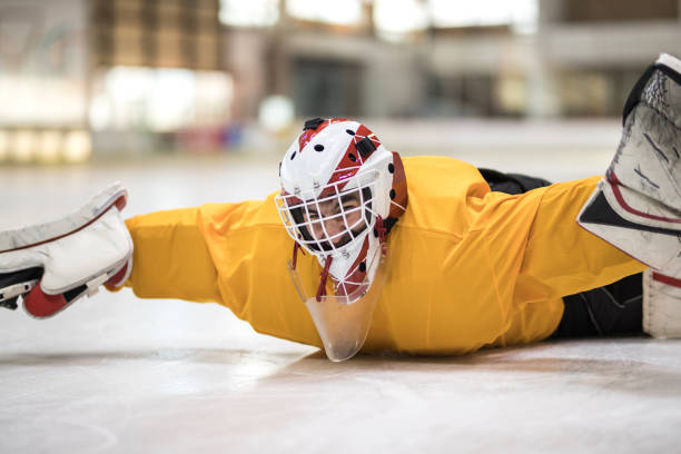 the importance of wearing protective gear and checking for injuries in ice hockey Essential safety equipment for sports but using the right protective safety gear for your sport is essential for preventing serious common ice hockey injuries.