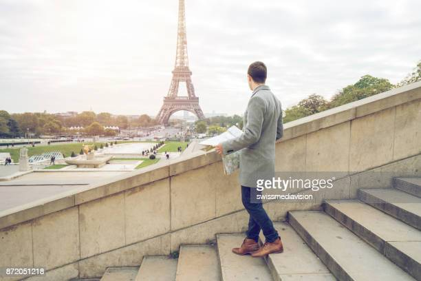 Map Of France Eiffel Tower.60 Top Man Map Travel Eiffel Tower Pictures Photos Images