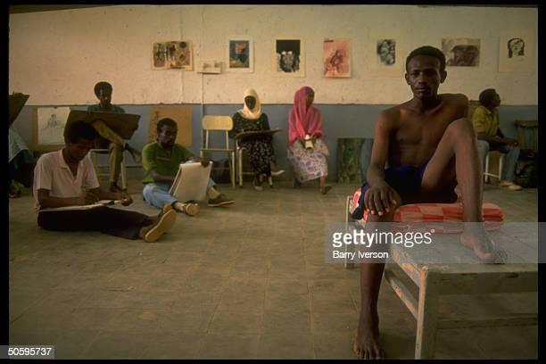 Nude in class Nude Photos 26