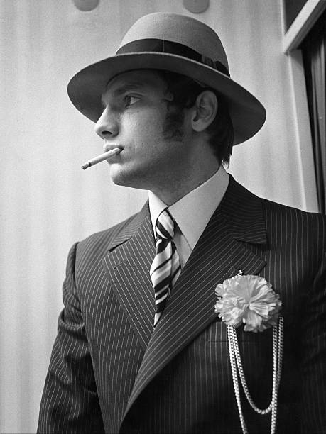 Hungarian Men'S Fashion In 1968