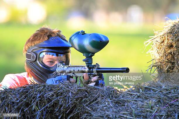 Male paintball
