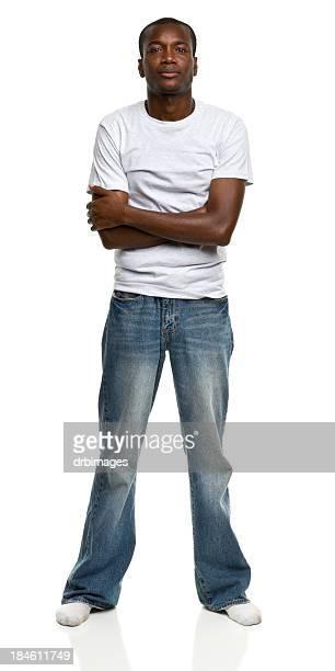 portrait de mâle - pantalon noir photos et images de collection