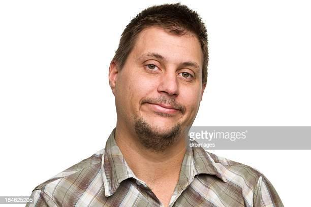 男性のポートレート - 外れる ストックフォトと画像