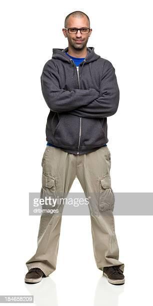 male portrait - legs apart stock pictures, royalty-free photos & images