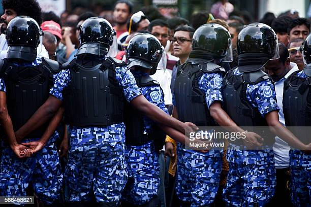 Male protests in support of former President Nasheed Protests erupted in Male the Maldivian capital as former Former President Mohamed Nasheed...