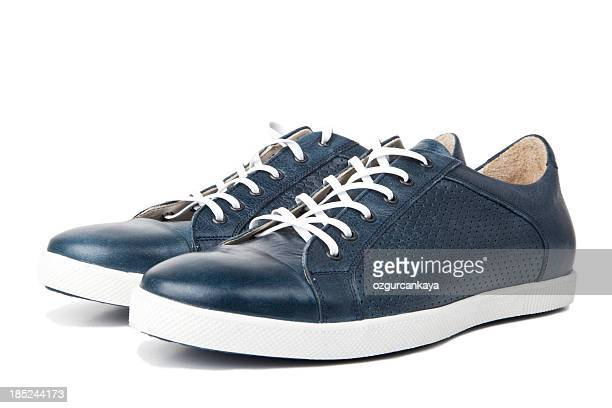 male shoes - leather shoe stock pictures, royalty-free photos & images