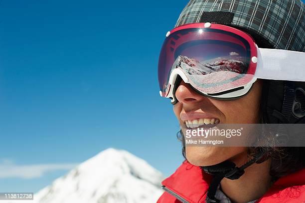 Male Skier Next To Bansko Mountains