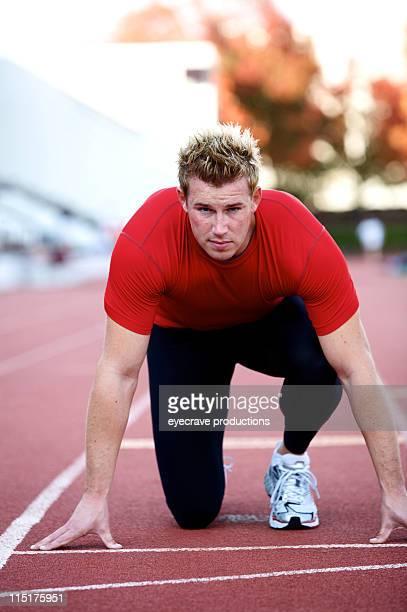 male sports portraits