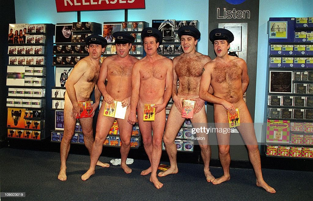 Male stripper competition
