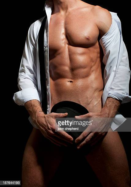strip-teaseur - chippendales photos et images de collection