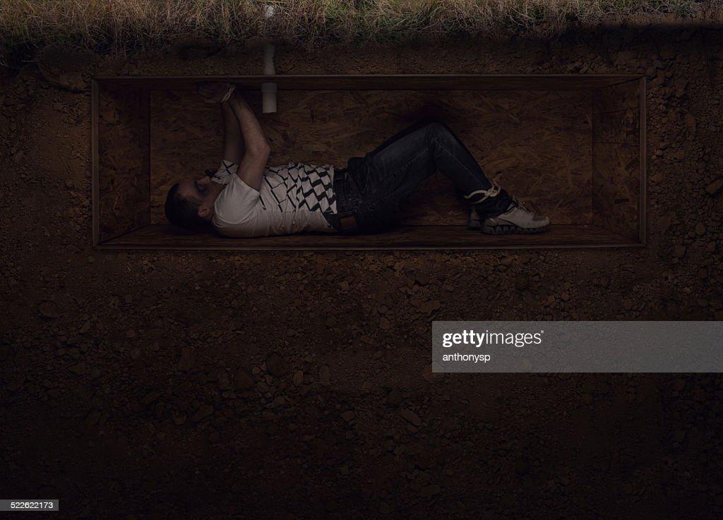 Csi Male Victim Buried Alive
