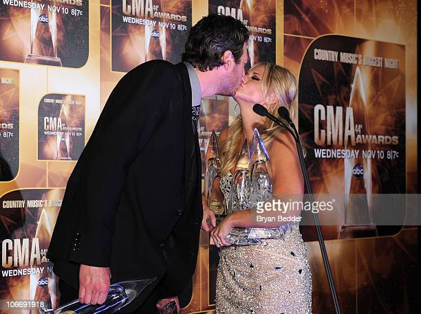 Male Vocalist of the Year and Musical Event of the Year winner Blake Shelton and Song of the Year winner Album of the Year winner and Female Vocalist...