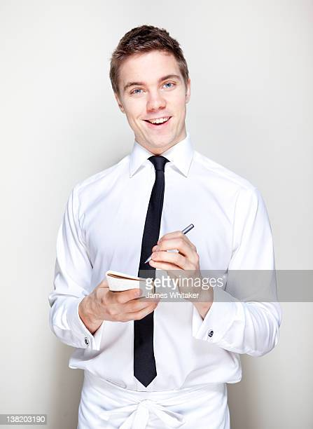 male waiter - wait staff stock pictures, royalty-free photos & images