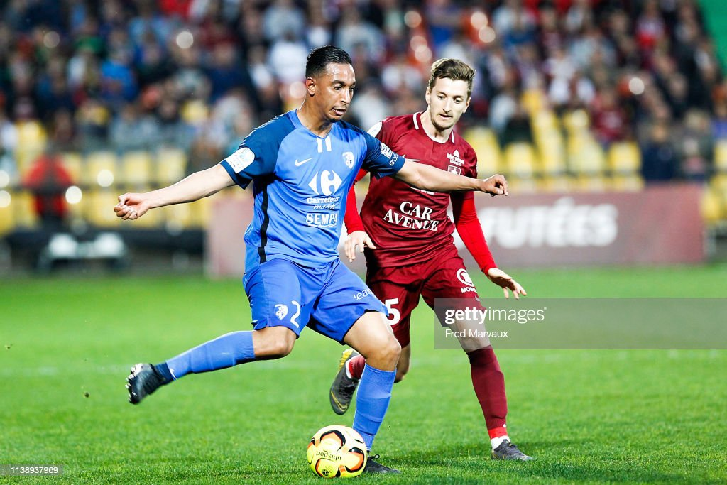 FRA: FC Metz v Grenoble F38 - Ligue 2