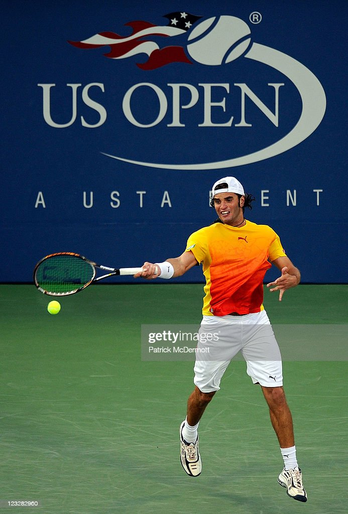 2011 US Open - Day 4 : News Photo