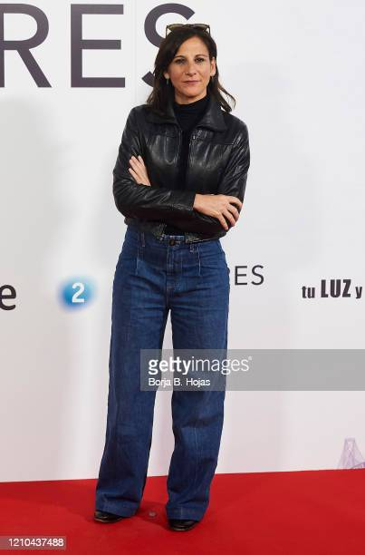 Malena Alterio attends 'Mujeres En La 2' RTVE presentation on March 04, 2020 in Madrid, Spain.