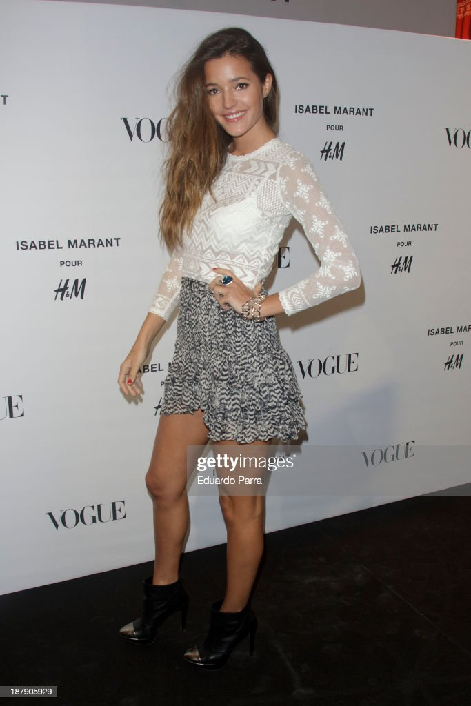 Isabel Marant New Collection Presentation in Madrid