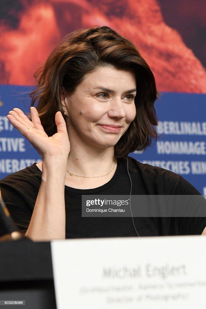 'Mug' Press Conference - 68th Berlinale International Film Festival