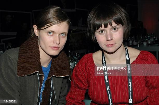 Malgosia Bela and Malgosia Szumowska director of 'Stranger'