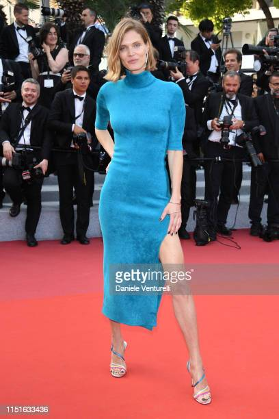 """Malgosia Bela attends the closing ceremony screening of """"The Specials"""" during the 72nd annual Cannes Film Festival on May 25, 2019 in Cannes, France."""