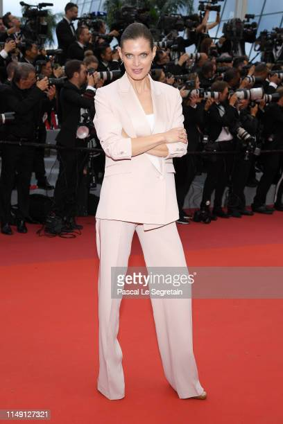 Malgosia Bela attends the opening ceremony and screening of The Dead Don't Die during the 72nd annual Cannes Film Festival on May 14 2019 in Cannes...