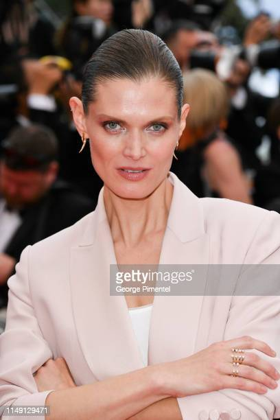 """Malgosia Bela attends the opening ceremony and screening of """"The Dead Don't Die"""" during the 72nd annual Cannes Film Festival on May 14, 2019 in..."""