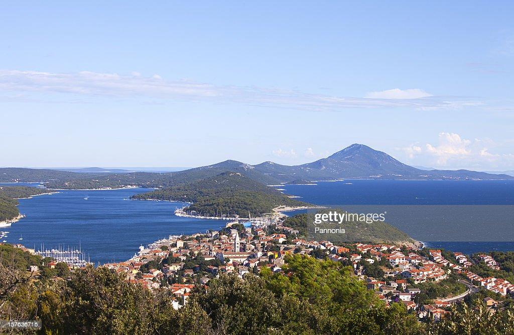 Mali Losinj, Croatia : Stock Photo