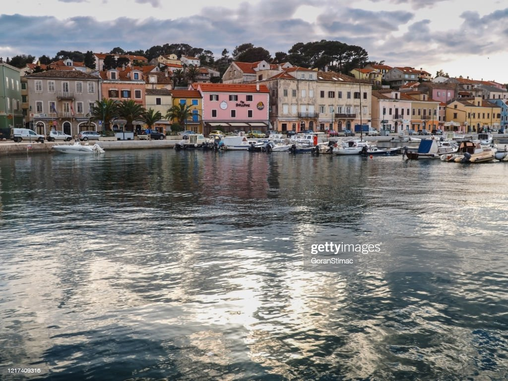 Mali Losinj High-Res Stock Photo - Getty Images