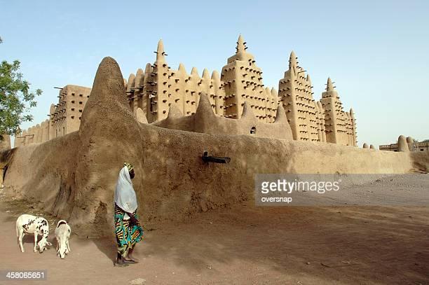 Mezquita de Malí