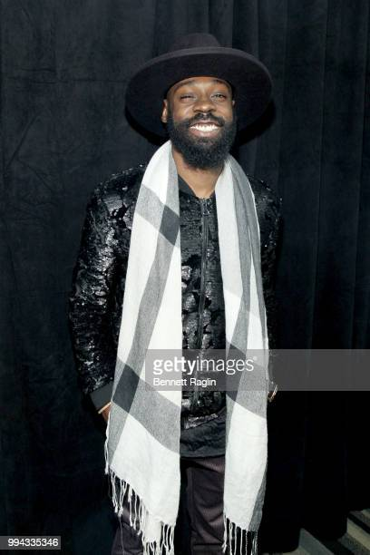 Mali Music attends the 2018 Essence Festival presented by CocaCola Day 3 at Louisiana Superdome on July 7 2018 in New Orleans Louisiana