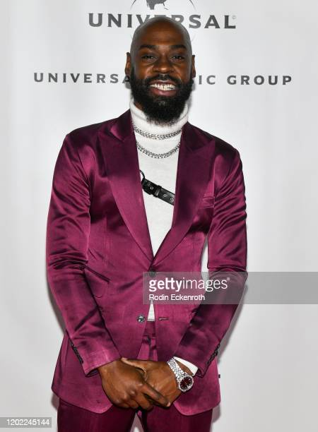 Mali Music attends Universal Music Group Hosts 2020 Grammy After Party on January 26 2020 in Los Angeles California