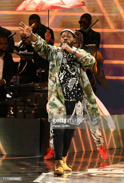 Mali Music performs onstage during 2019 Black Music Honors at Cobb Energy Performing Arts Centre on September 05 2019 in Atlanta Georgia