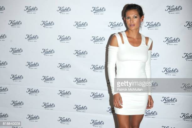 Malia Jones attends KIEHL'S Party to Celebrate EARTH DAY at Kiehl's on April 22 2010 in New York City