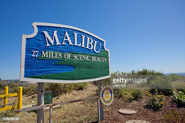 malibu - california - malibu stock pictures, royalty-free photos & images