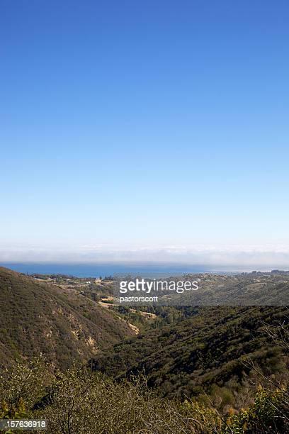 malibu canyon california - zuma beach stock photos and pictures