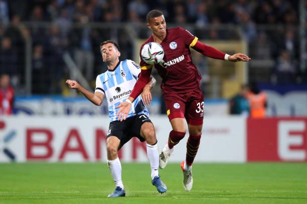DEU: TSV 1860 München v FC Schalke 04 - DFB Cup: Second Round