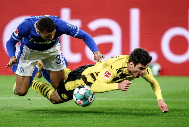 DEU: Borussia Dortmund v FC Schalke 04 - Bundesliga for DFL