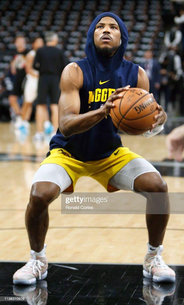 TX: Denver Nuggets v San Antonio Spurs - Game Four