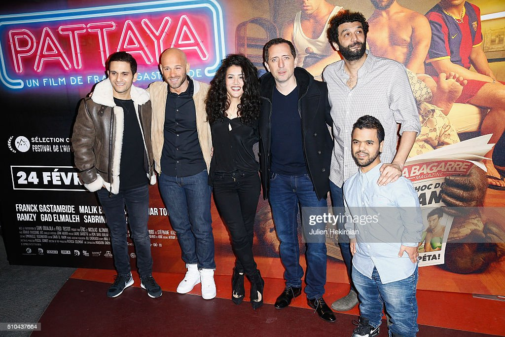 """Pattaya"" Paris Premiere At Cinema Gaumont Opera"