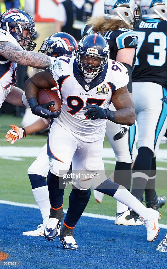 Super Bowl 50 - Carolina Panthers v Denver Broncos : News Photo